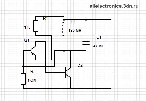 Драйвер для светодиодов - LED